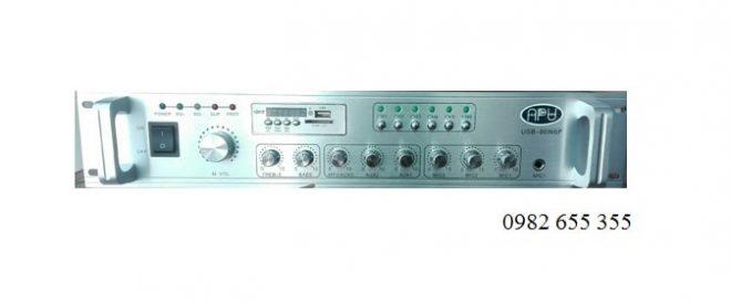 Amply APU USB 80W nhập khẩu chính hãng