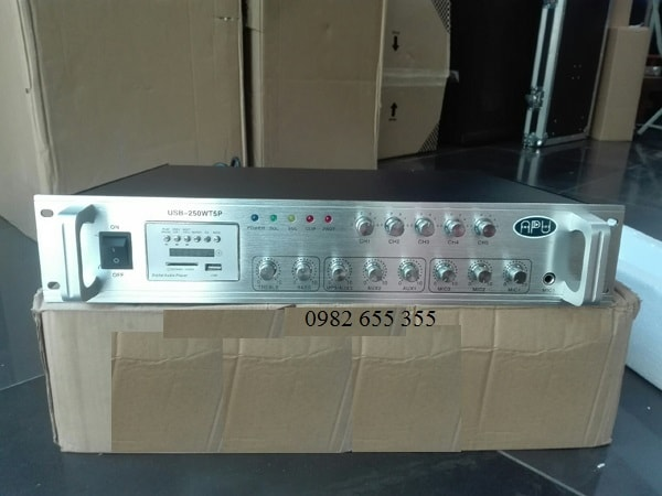 Amply APU USB 250WT5P chính hãng