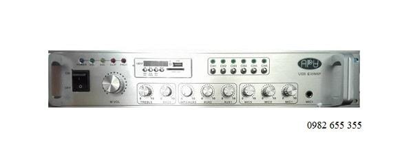 Amply APU USB 650 chính hãng
