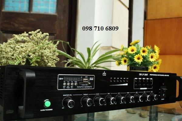 Amply DB LP-100T chính hãng