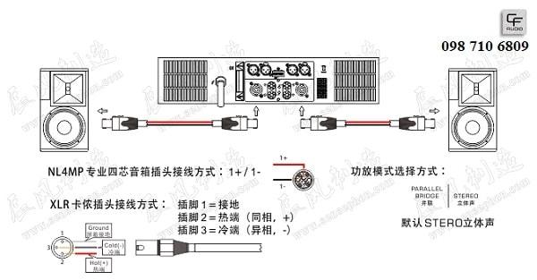 Cấu trúc của Loa FC TC 12
