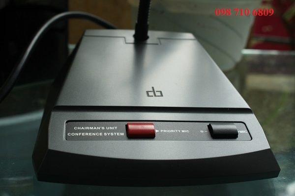 Micro đại biểu DB LH-8000B chính hãng