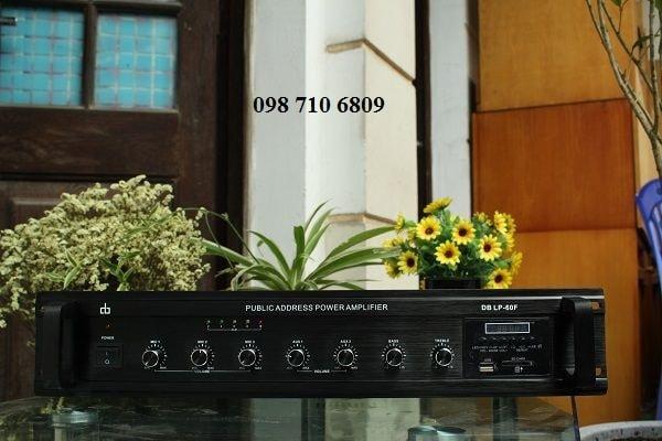 Amply DB LP 60F chính hãng