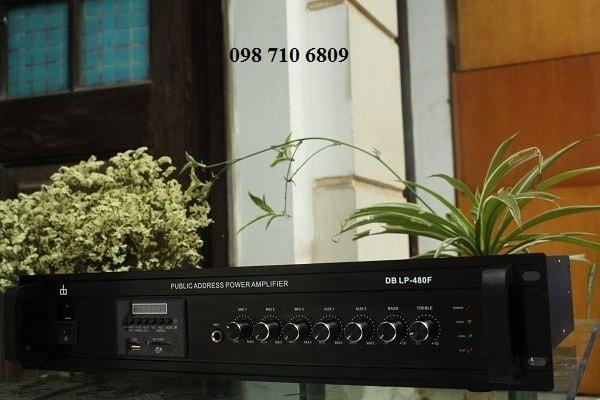 Amply DB LP-480F chính hãng