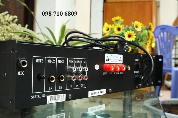 Thiết kế Amply DB LP-150F