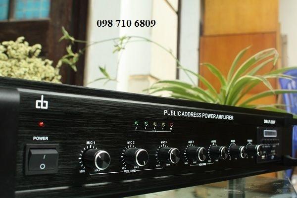 Amply DB LP-280F có công suất 280W