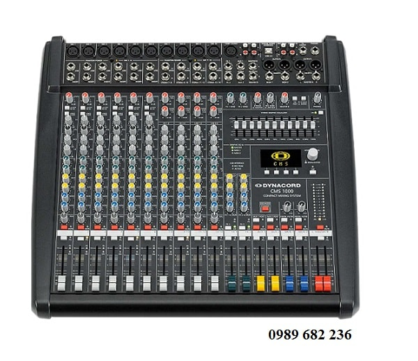 Mixer Dynacord CMS 1000 chính hãng
