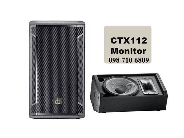 Loa DB CTX 112 hiện đại