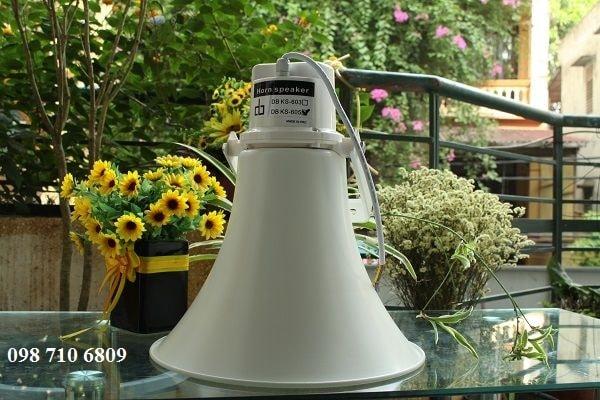 Thiết kế Loa DB KS 605
