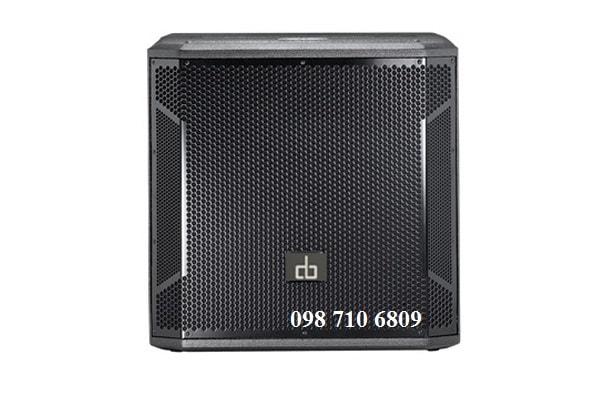 Loa sub đơn DB CTX 118S chính hãng