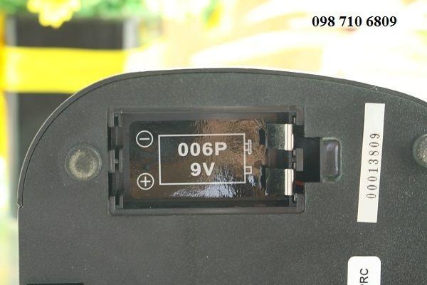 Micro cổ ngỗng DB LV-202 sử dụng pin 9V