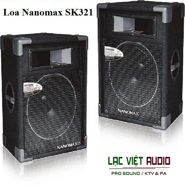 Loa Nanomax SK321