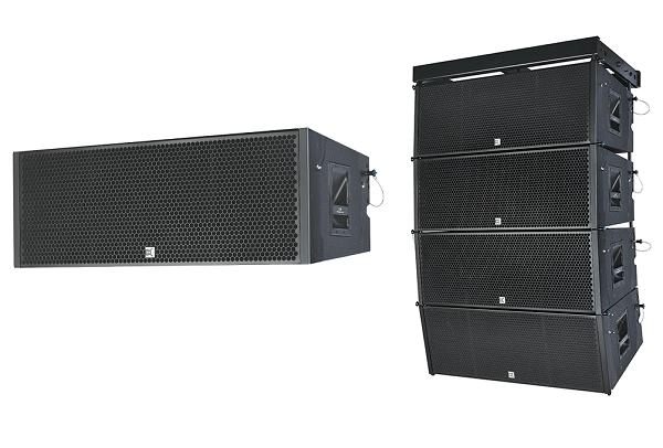 Loa array CVR W-8B công suất peak 4800w