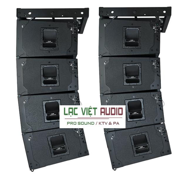 Mặt nghiêng Loa array CVR W-9B