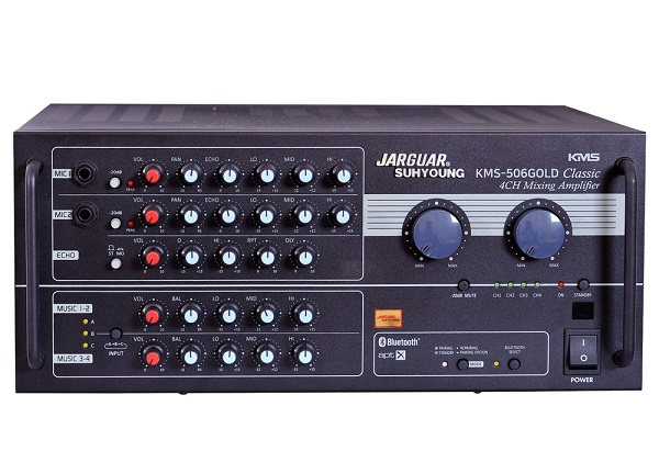 Amply Jarguar KMS 506Gold Classic