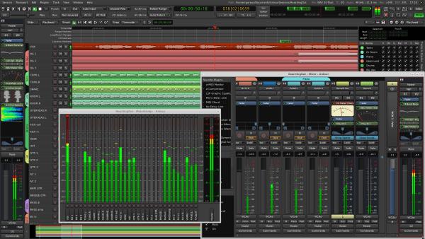 Ứng dụng chỉnh sửa âm thanh chuyên nghiệp Ardour