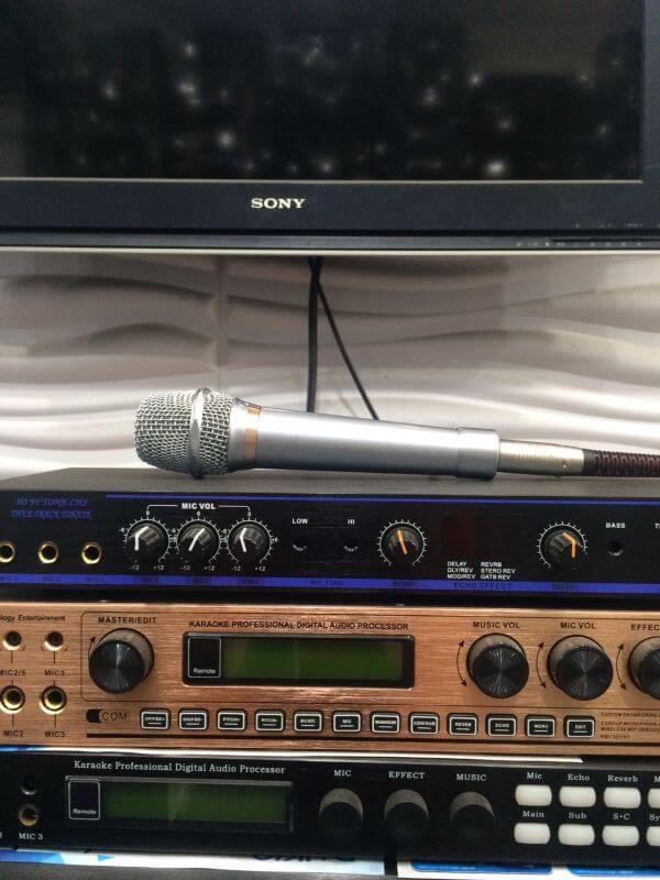Cách chỉnh mic vang số hát karaoke cho hay nhất