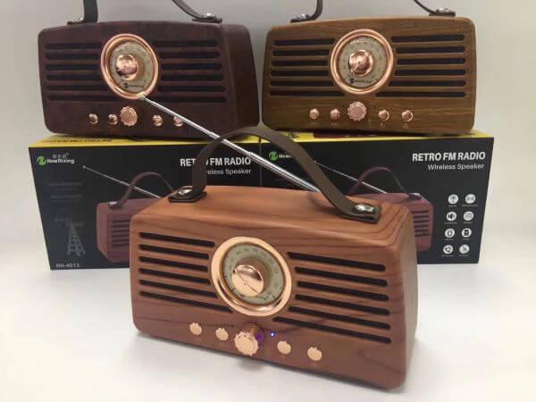 Loa Bluetooth có đài FM