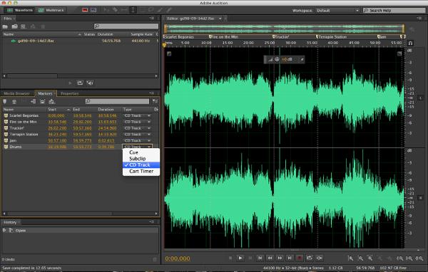 Phần mềm chỉnh sửa âm thanh chuyên nghiệp Adobe Audition