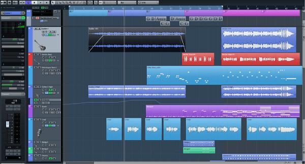 Phần mềm chỉnh sửa âm thanh Cubase