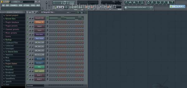 Ứng dụng chỉnh sửa âm thanh FL Studio