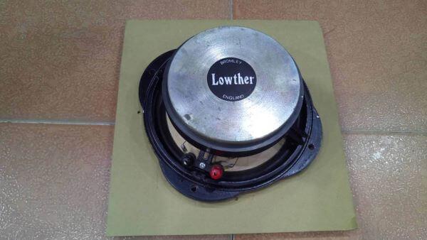 Loa toàn dải Lowther (Anh)