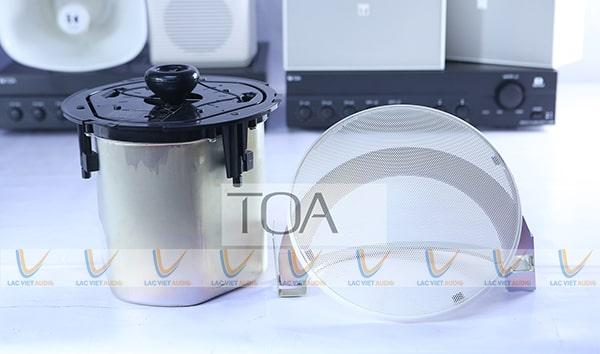 Chất lượng âm thanh củaTOA F 2352C là điều không cần bàn cãi